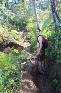 Hiking trail- Gandoca Manzanillo